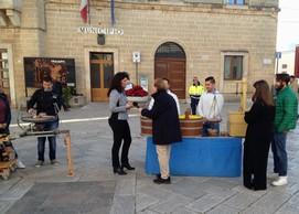 FARESALENTO AND SERENO VARIABILE ON ITALIAN TV