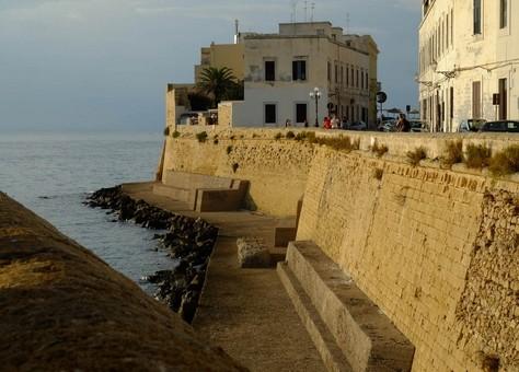 Gallipoli la città vecchia