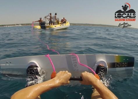 Locals Crew i corsi di Kitesurf