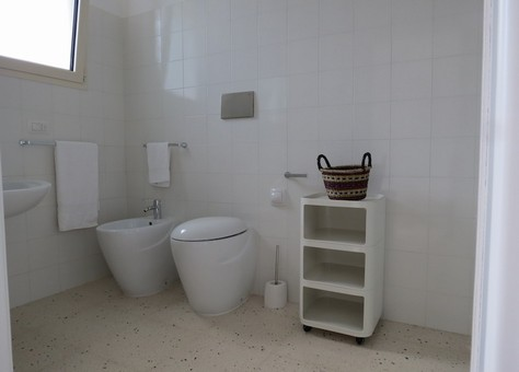 Camera Libeccio bagno