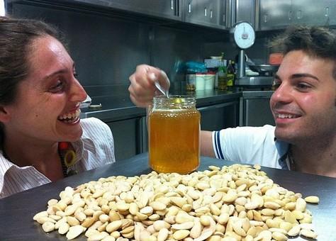 Agnese et Roberto  Pasticceria Gluten Free Mandorle & miele