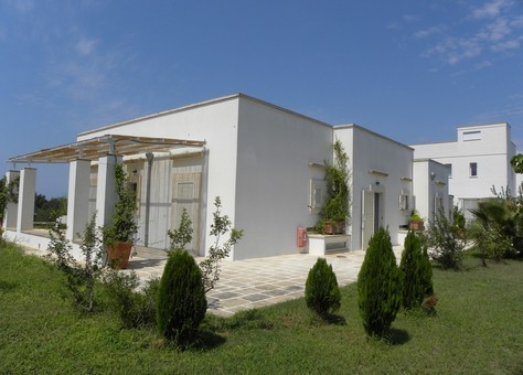 Esterno Villa Zefiro