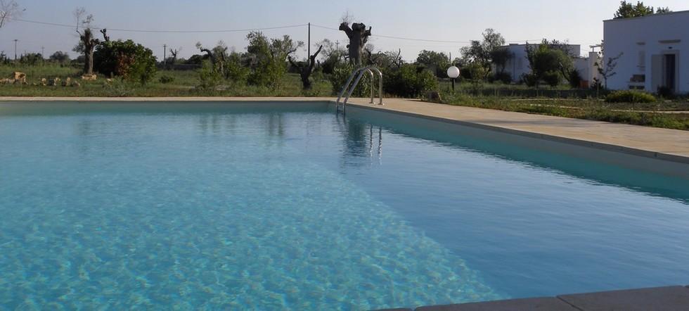 Agriturismo Faresalento piscina 2
