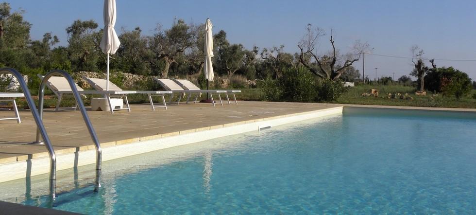 Agriturismo Faresalento piscina3
